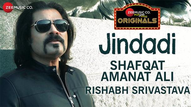 Jindadi - Zee Music Originals | Shafqat Amanat Ali