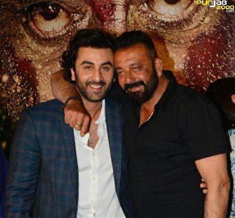 Sanju - Ranbir Kapoor & Sanjay Dutt