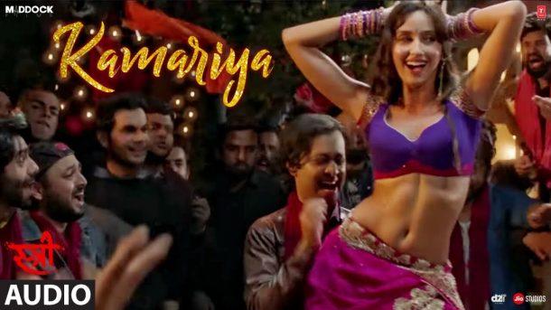 Kamariya Full Audio Song | STREE | Nora Fatehi | Rajkummar