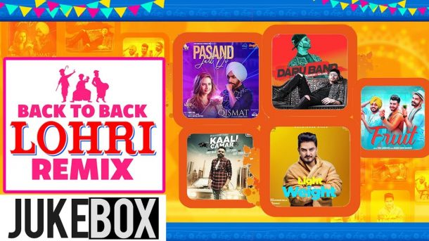Back To Back Remix | Ammy Virk | Amrit Maan | Kulwinder Billa