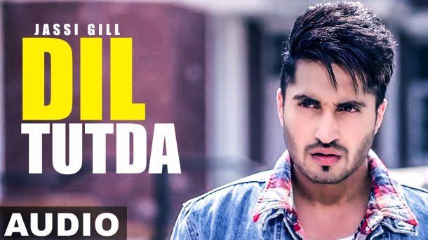 Dil Tutda (Audio Song) | Jassi Gill | Arvindr Khaira | Goldboy