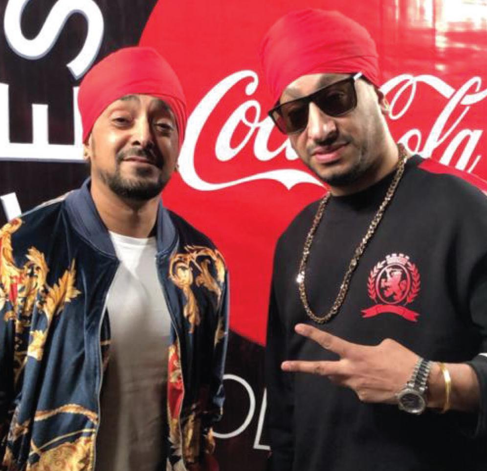 CokeFest 2018-19 - Sahara UK