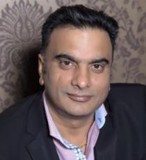 Surjit Singh Ghuman MBE