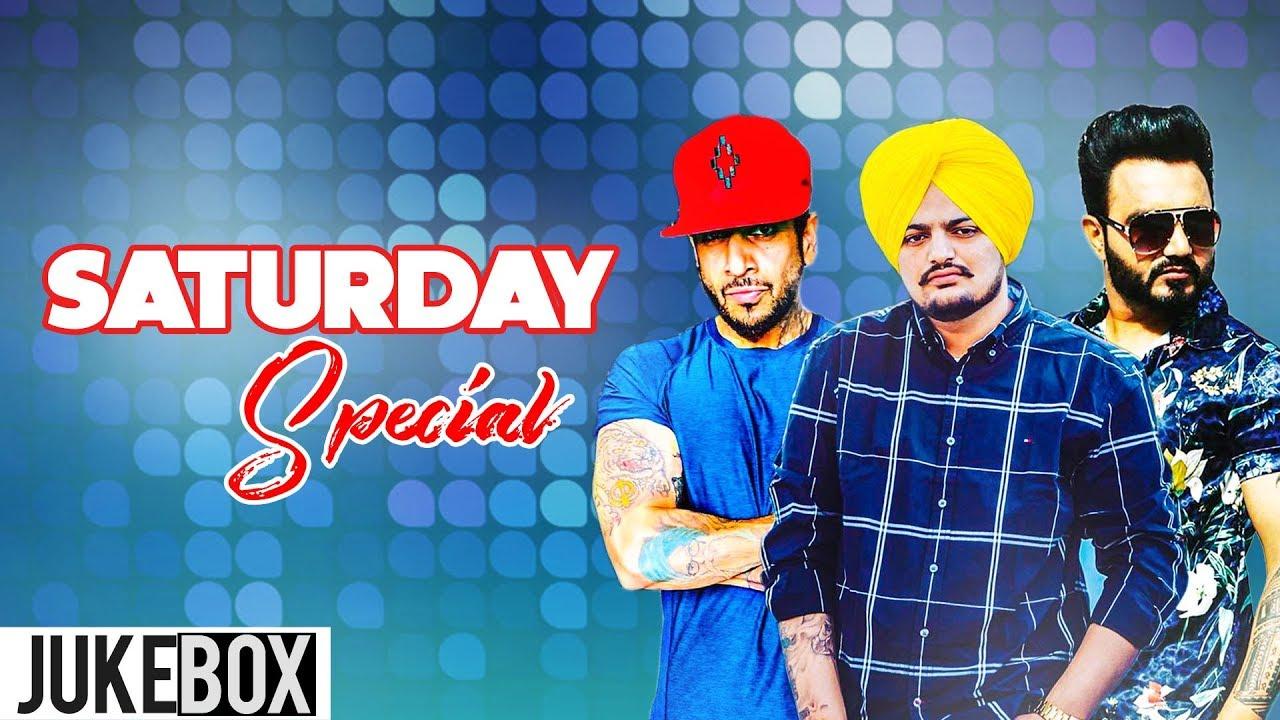 Saturday Special Video Jukebox Jazzy B Sidhu Moosewala Harpreet