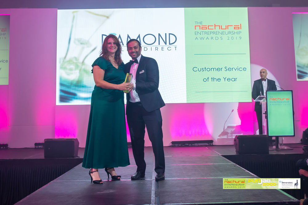 Customer Service of the Year – Sheer Edge Hospitality and Events