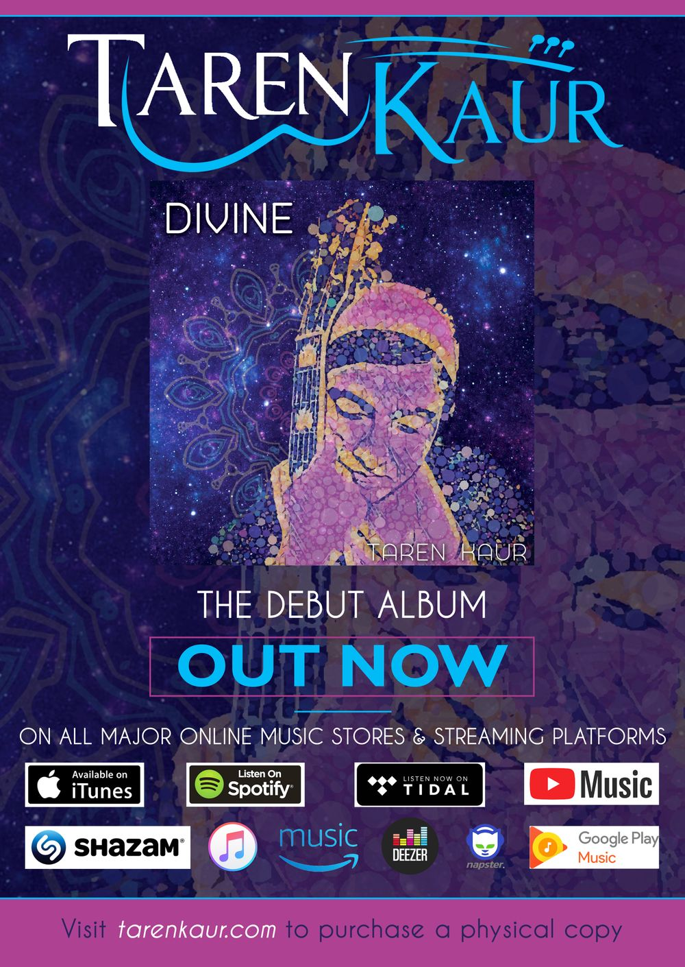 he Debut Album by Taren Kaur