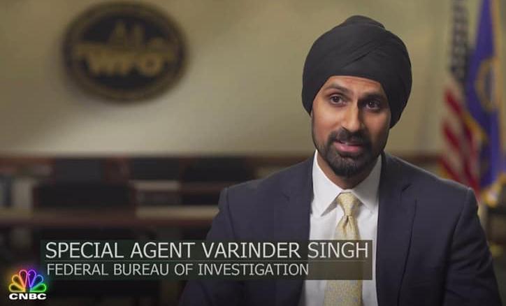 FBI Special Agent Varinder Singh