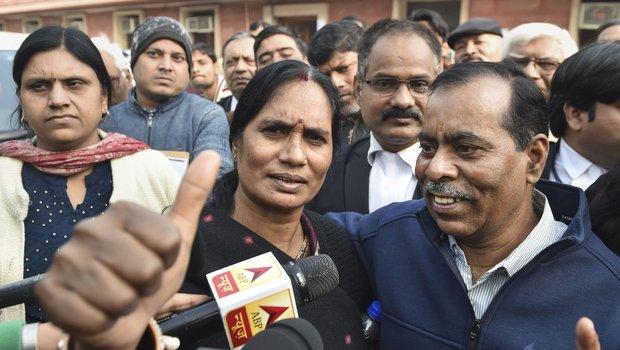 Nirbhaya case mother