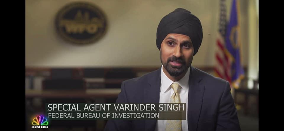 Special Agent Varinder Singh
