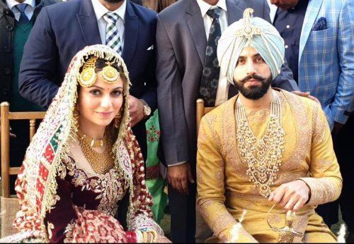Gurickk Simmran Wedding
