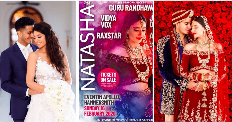 #ForNatasha – by Arjun & Friends