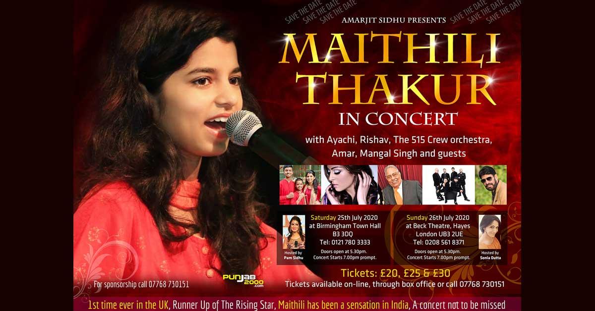 Maithili-Thakur