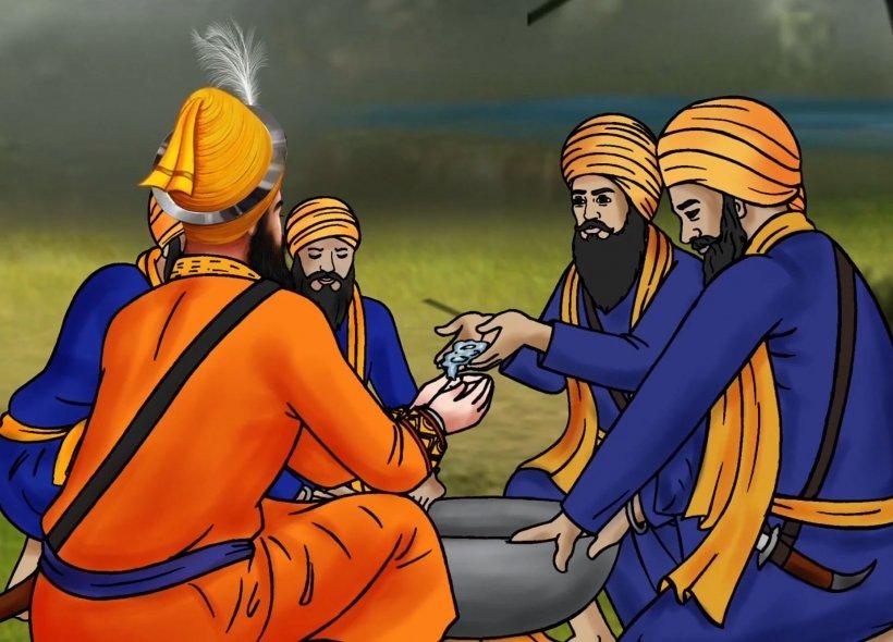 Birth Of The Khalsa