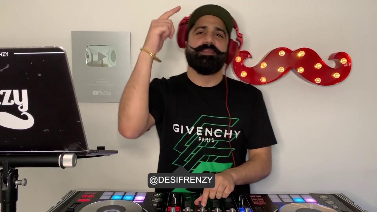 Don't Rush - DESI DJ Challenge