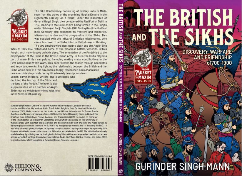 THE BRITISH AND THE SIKHS