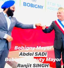 Deputy Mayor Ranjit Singh