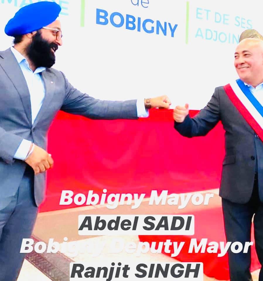 Deputy Mayor Ranjit Singh2