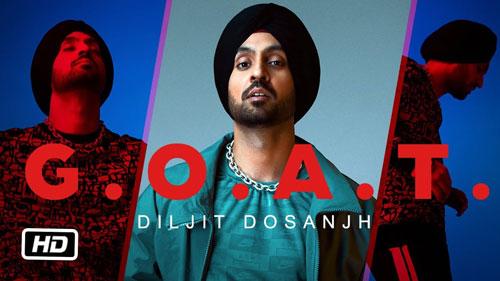 GOAT Album by Diljit Dosanjh
