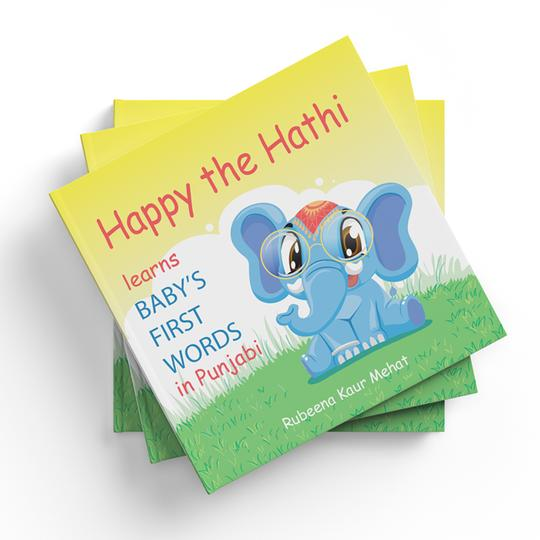 Happy the Hathi
