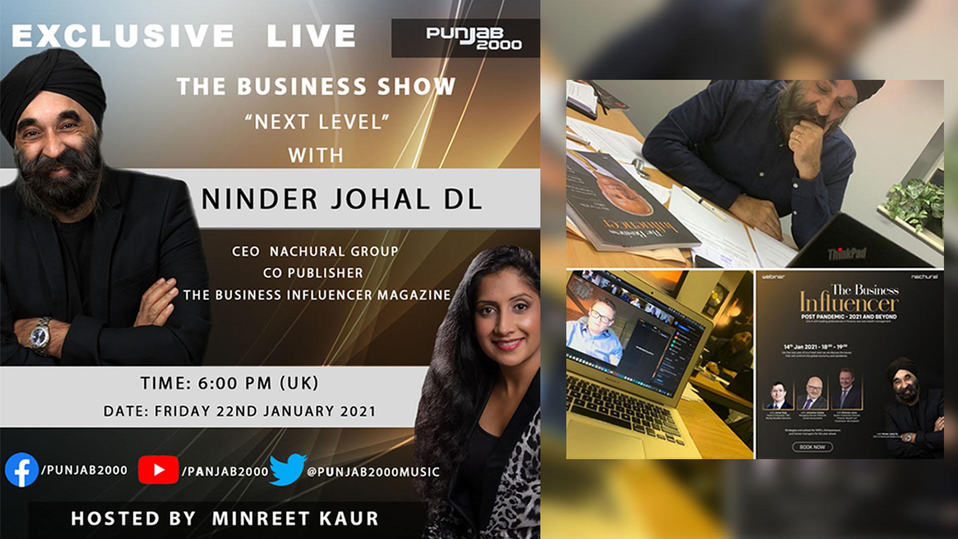 Ninder Johal & Minreet Kaur