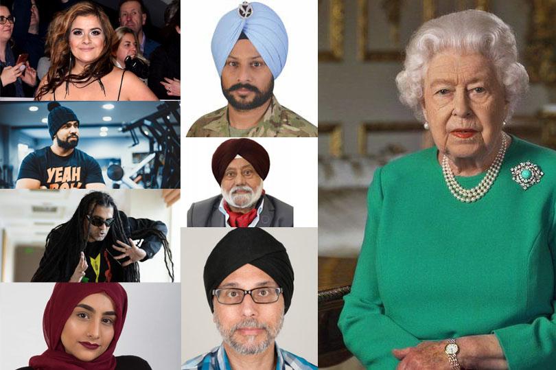 Queens 2021 Honours List
